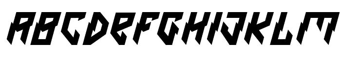 Omen Font LOWERCASE