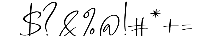 Ottawa Font OTHER CHARS