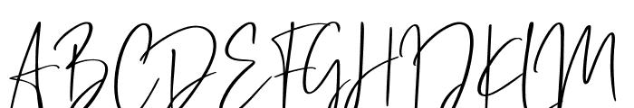 Ottawa Font UPPERCASE