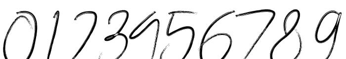 Oyange Font OTHER CHARS