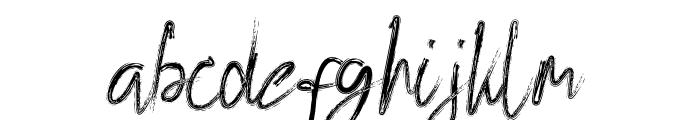 Oyange Font LOWERCASE