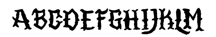 PARAKOTA Font UPPERCASE