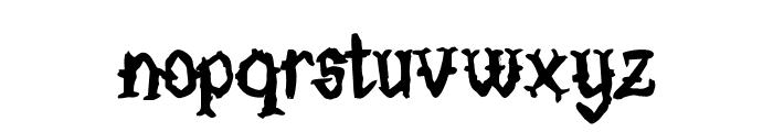 PARAKOTA Font LOWERCASE