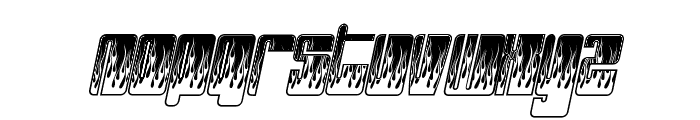 PHUTUREphlamesPHAST Font UPPERCASE