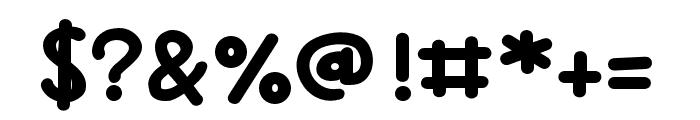 PNAlphabetSoup Font OTHER CHARS