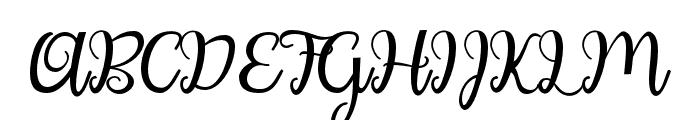 PNInvitationOnly Font UPPERCASE