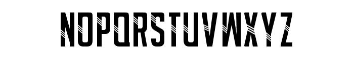 POSTER-PORTAL Font UPPERCASE