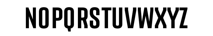 PROMOVA Font UPPERCASE