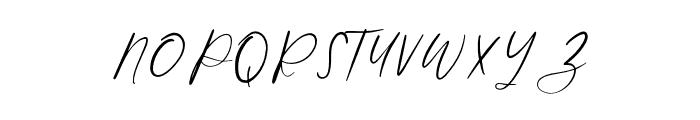 Palm Desert Script Regular Font UPPERCASE