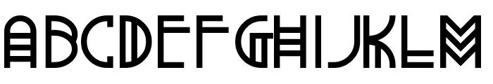 Pandora Ep3 Font LOWERCASE