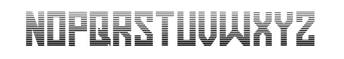 PasatonaLayer Font UPPERCASE