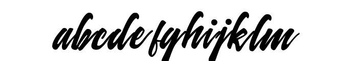 PayonScriptRegular Font LOWERCASE