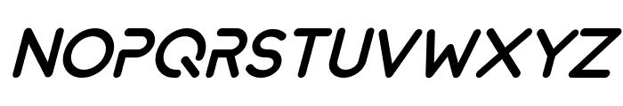 Pinky Italic Font UPPERCASE