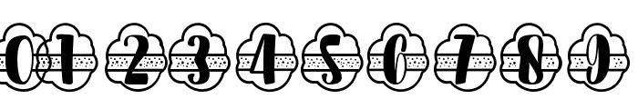 Plant Factory 12 monogram Regular Font OTHER CHARS