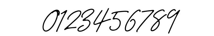 Portrait Script Regular Font OTHER CHARS