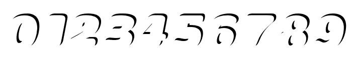 PreciousITALIC Font OTHER CHARS