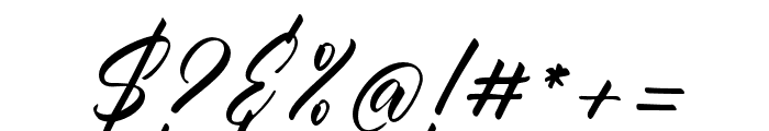 PrimeCast Font OTHER CHARS