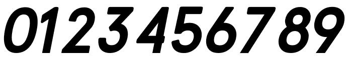 Prontera Bold Italic Font OTHER CHARS