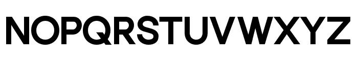 Punta-ExtraBoldFlat Font UPPERCASE