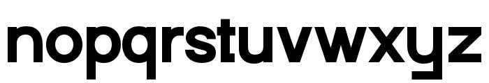 Punta-ExtraBoldFlat Font LOWERCASE