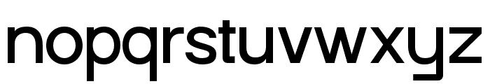 Punta-Regular Font LOWERCASE