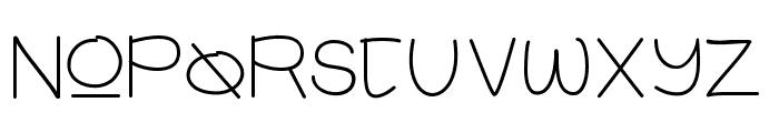 QuakesFont Font UPPERCASE