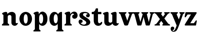 Qualivite-Regular Font LOWERCASE