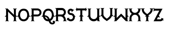 Quasimodo Font UPPERCASE