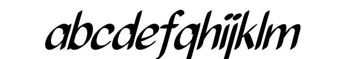 Quince Flower Font LOWERCASE