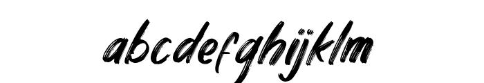 Quizine Regular Font LOWERCASE