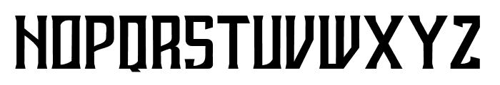 REBAHAN Font UPPERCASE