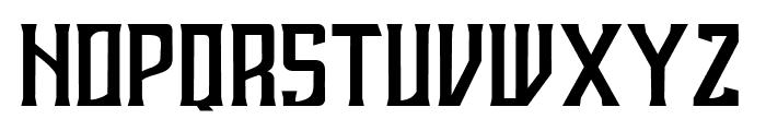 REBAHAN Font LOWERCASE
