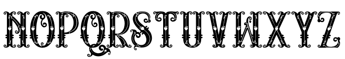 RELIC ISLAND1 Font UPPERCASE
