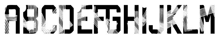 RICHADSON Font UPPERCASE