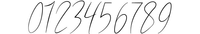 Ralph Bellagni Script Font OTHER CHARS