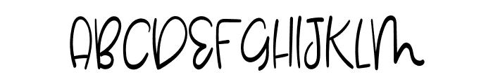 Ralph Font LOWERCASE