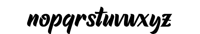 Raphtalia Font LOWERCASE