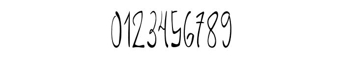 Raspberry Monkey Font OTHER CHARS
