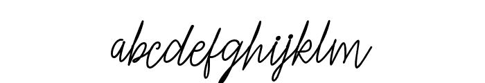 RaymodColinBold-Bold Font LOWERCASE
