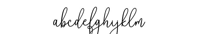 ReadingBold Font LOWERCASE