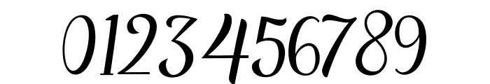 ReadingScript Font OTHER CHARS