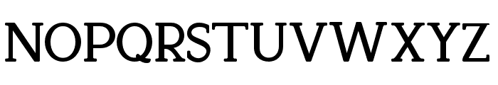 Recoba Bold Font LOWERCASE