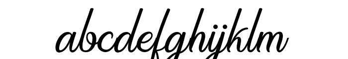 Regalhisa Font LOWERCASE
