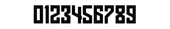 Regensburg Grunged Regular Font OTHER CHARS