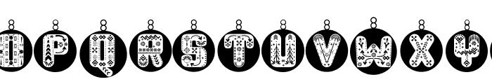 Relic Island 2 Monogram Regular Font UPPERCASE