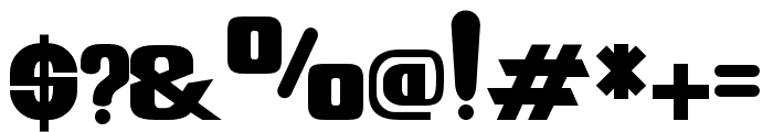 Relic Island 2 in Regular Font OTHER CHARS