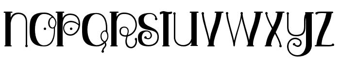 Relick Hunter01 Regular Font UPPERCASE