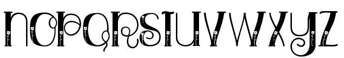 Relick Hunter03 Regular Font UPPERCASE