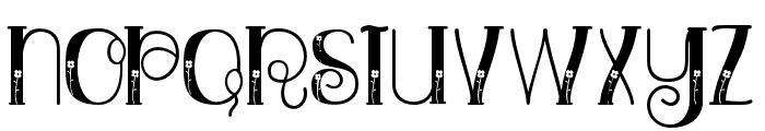 Relick Hunter03 Regular Font LOWERCASE