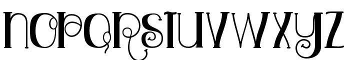 Relick Hunter05 Regular Font UPPERCASE